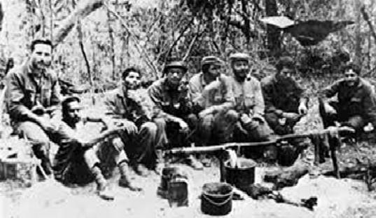 La toma de Samaipata por la guerrilla del Che el 6 de julio de 1967