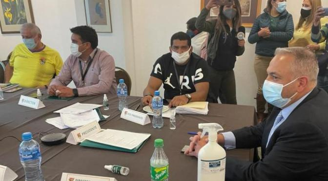 FBF y Fabol aún no logran acuerdo para que vuelva el fútbol