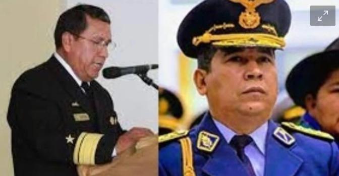 Exjefes militares procesados por golpe de Estado son enviados a la cárcel