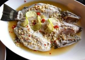 Lae Lay Grill fish