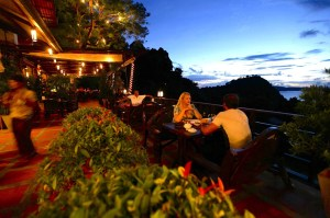 Lae Lay Grill terrace