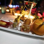 starters at the Sheraton Krabi