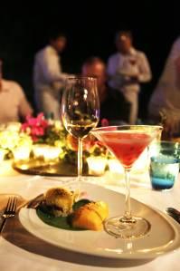 Dessert at Sheraton Krabi