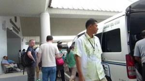 minivan in Krabi