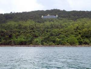 summer palace of King Bhumibol Adulyadej