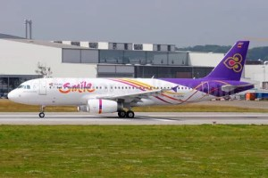 Thai Smile Airbus A320