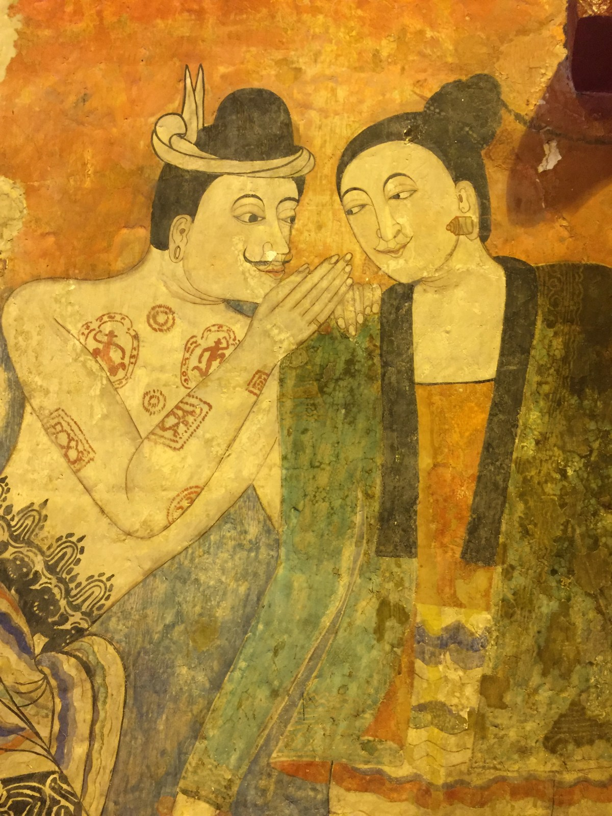 Art Without Borders: Murals of Phumin Temple, Nan, Northern Thailand