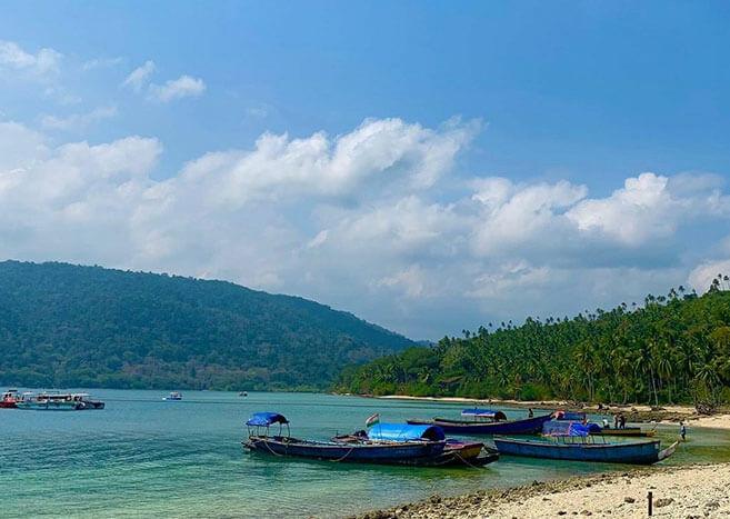 Andaman Destination North Bay Island