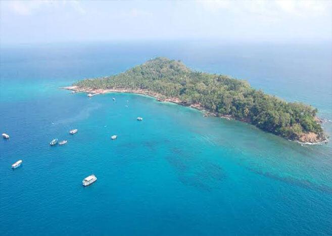 Andaman Destination Ross Island