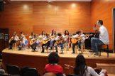 Concierto de Navidad 2016 - Los grupos intermedios de la escuela Andantino