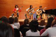 Concierto de Navidad 2016 - El alumnado más avanzado de Andantino