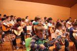 III Encuentro Guitarra Suzuki - En los ensayos previos