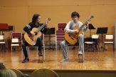III Encuentro Guitarra Suzuki - nuestras guitarristas más mayores de la escuela