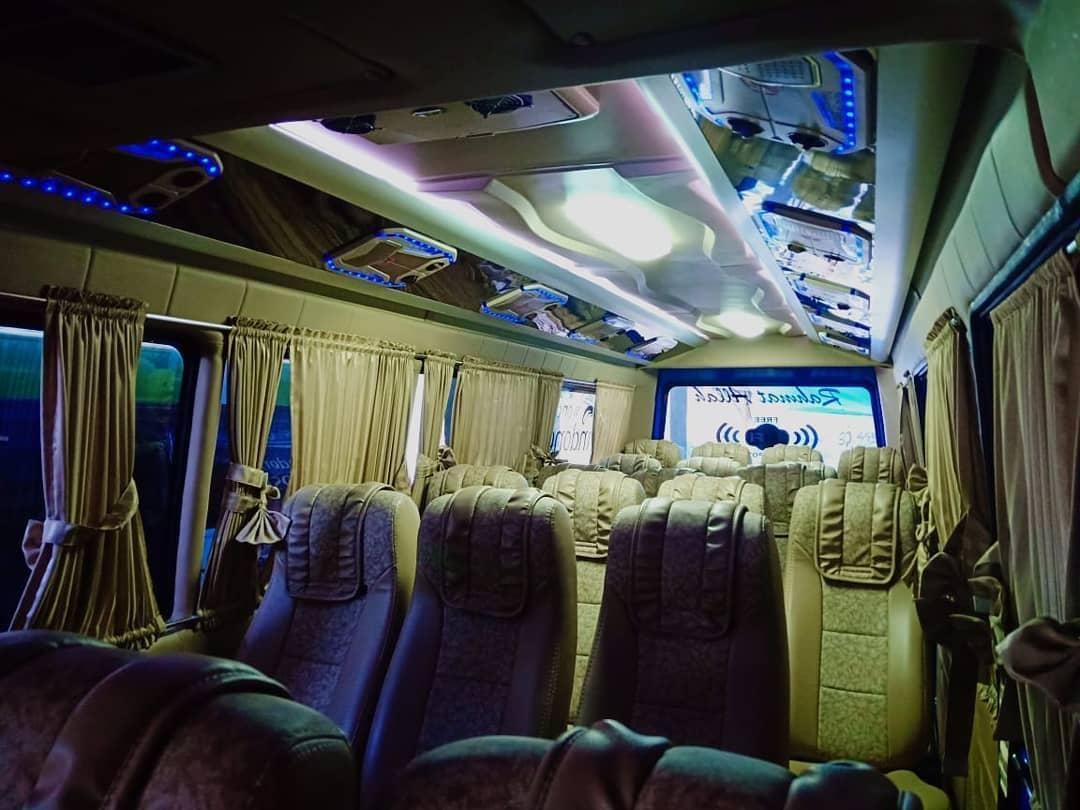 6 Fasilitas yang Harus Dicek Sebelum Sewa Bus Jakarta