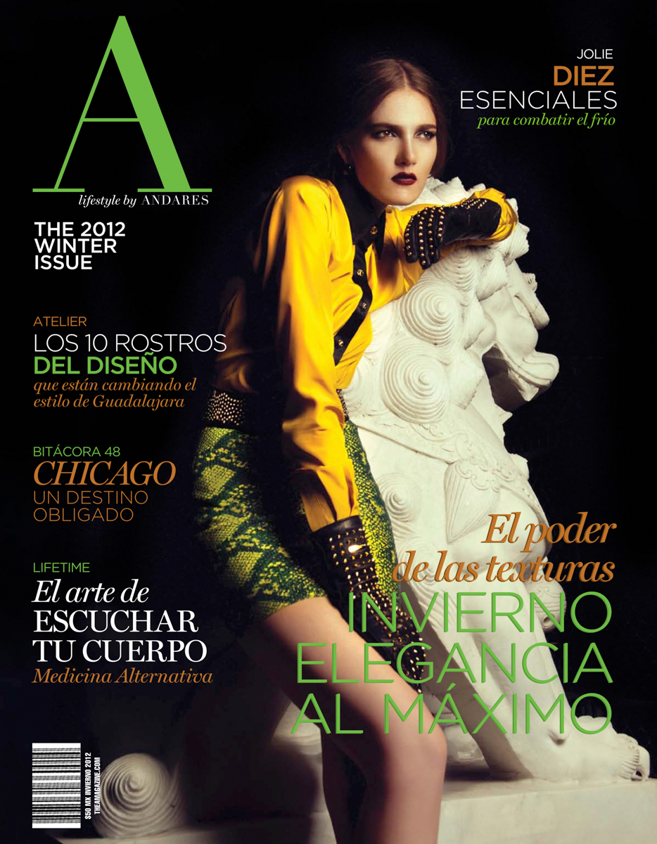 The 2012 winter issue