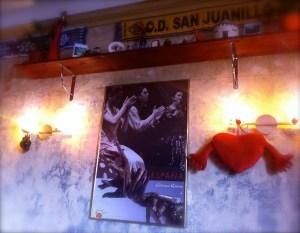 Spāņu tapu bārs Madride