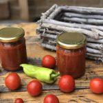 Domáci tradičný kečup - RECEPT