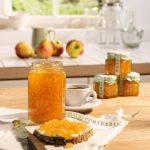 Hruškovo-jablkový džem s karamelom - recept