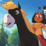 Film Yakari je o priateľstve a slobode