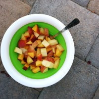 Collapsible Fruit bowl