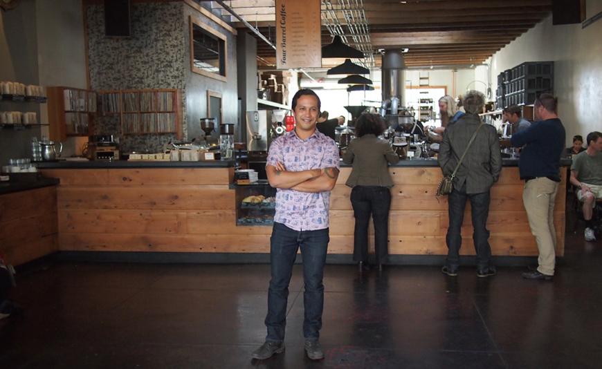 ジェレミー・トゥッカーに訊くコーヒーの未来について