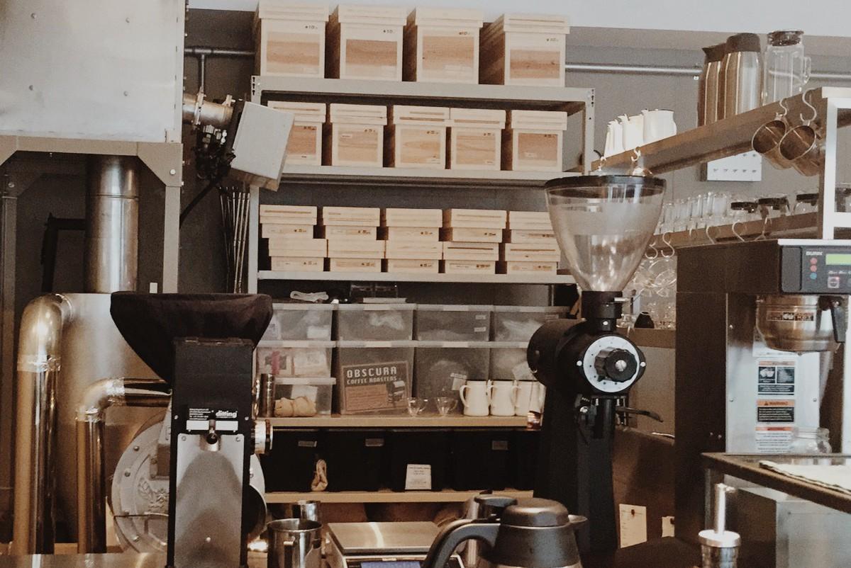 OBSCURA COFFEE ROASTERS HIROSHIMA(オブスキュラ コーヒー ロースターズ 広島袋町)