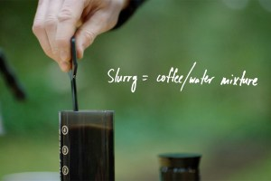 エアロプレスのレシピ STUMPTOWN COFFEE ROASTERS