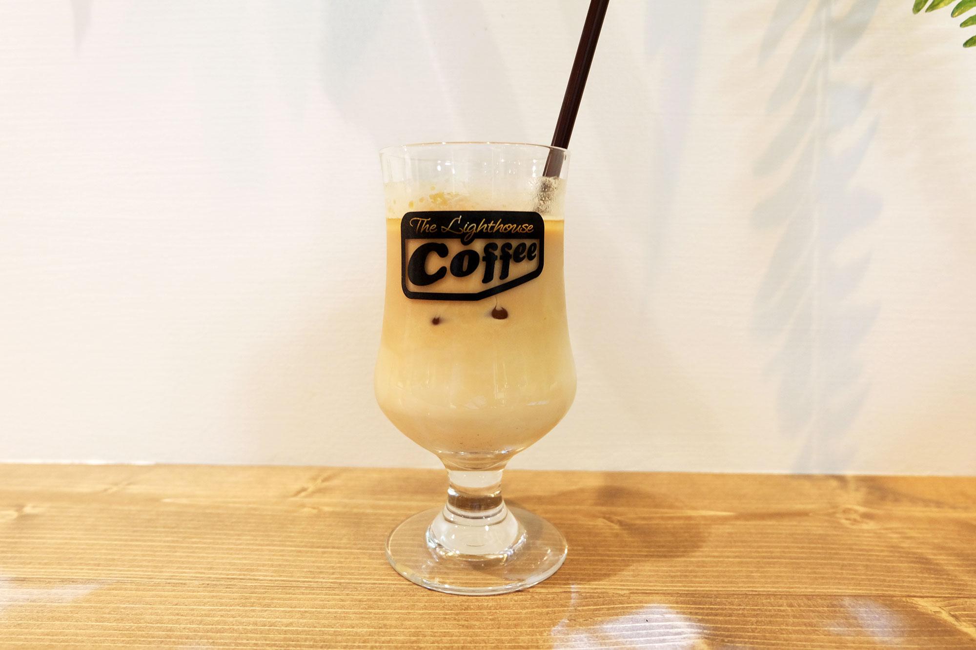 大阪・アメ村の美味しいコーヒーが飲めるカフェ・コーヒースタンド 北海道の魅力を押し込めたカフェ「The Lighthouse coffee(ライトハウスコーヒー)」