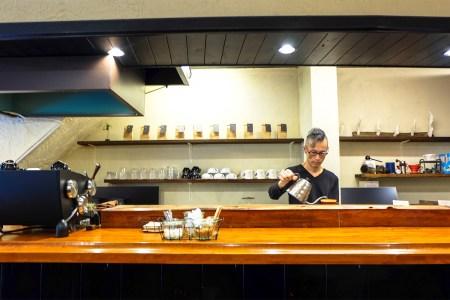 Monoart coffee roasters(モノアートコーヒーロースターズ) - 京都・四条