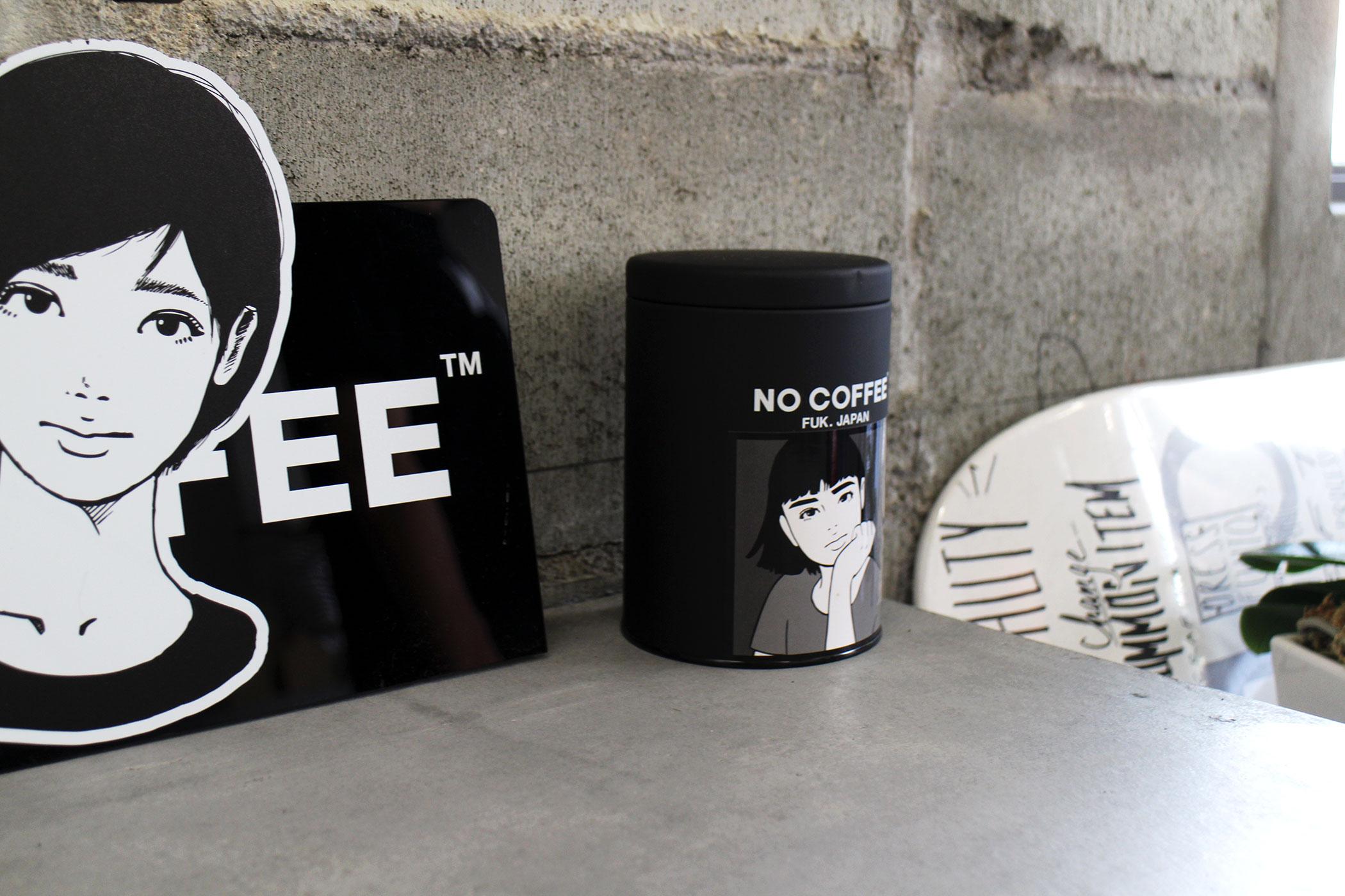 2017年9月に追加したNEWショップ NO COFFEE ノーコーヒー 福岡