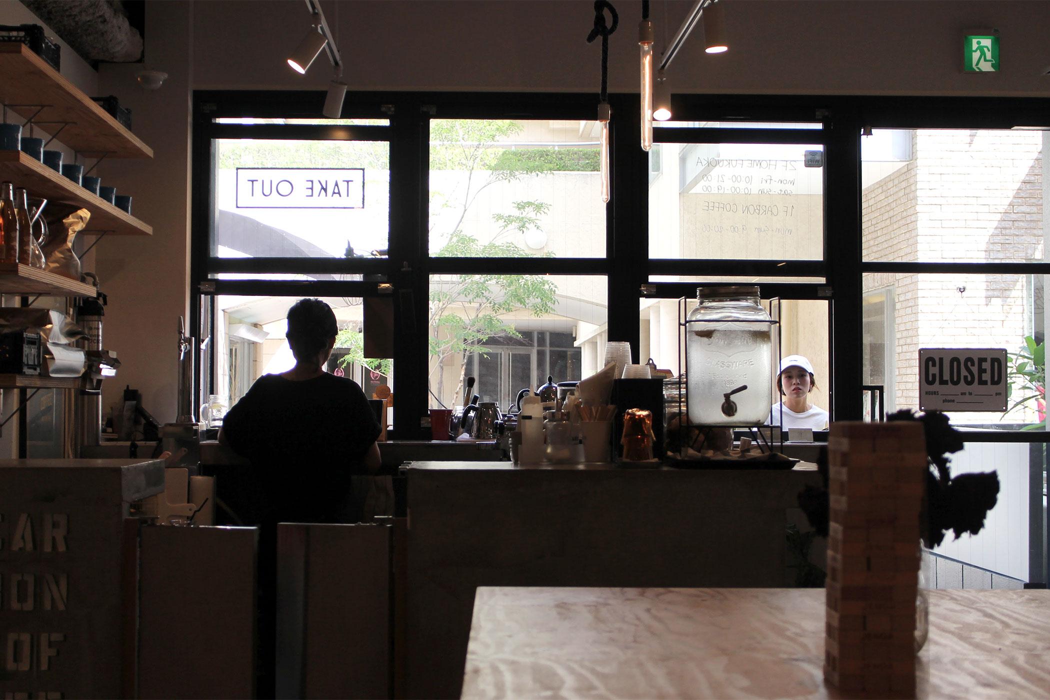 CARBON COFFEE ART OF LIFE - 福岡・大名