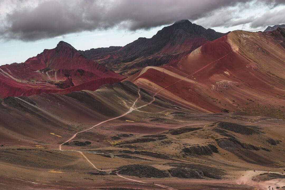 7 atractivos que encontrarás en la Montaña de los 7 Colores