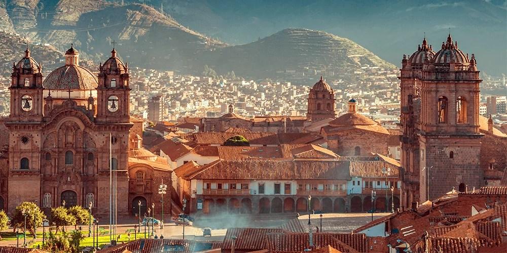 Half Day City Tour Cusco + Sacsayhuaman Ruins - Peru Tours