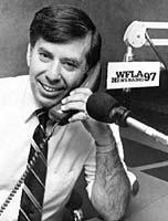 Jack Ellery,WFLA 970 AM radio, Tampa, Florida