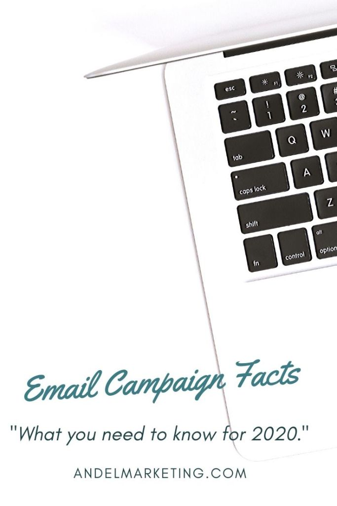 Email Campaign Facts You Need to Know for 2020 #email #emailmarketing #contentmarketing #infographic