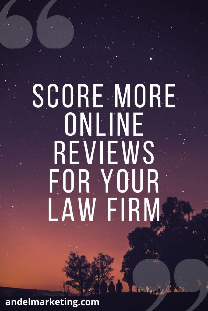 Get Online Reviews for Your Law Firm  #onlinereviews #lawyerreviews #lawfirmarketing