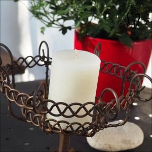 Svíčka, bílý válec, svicky, bílé svíčky, svicka, svíčka válec, válcové svíčky, Candle, white cylinder, candles M9