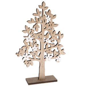 Jarní dekorace - Dřevěný strom