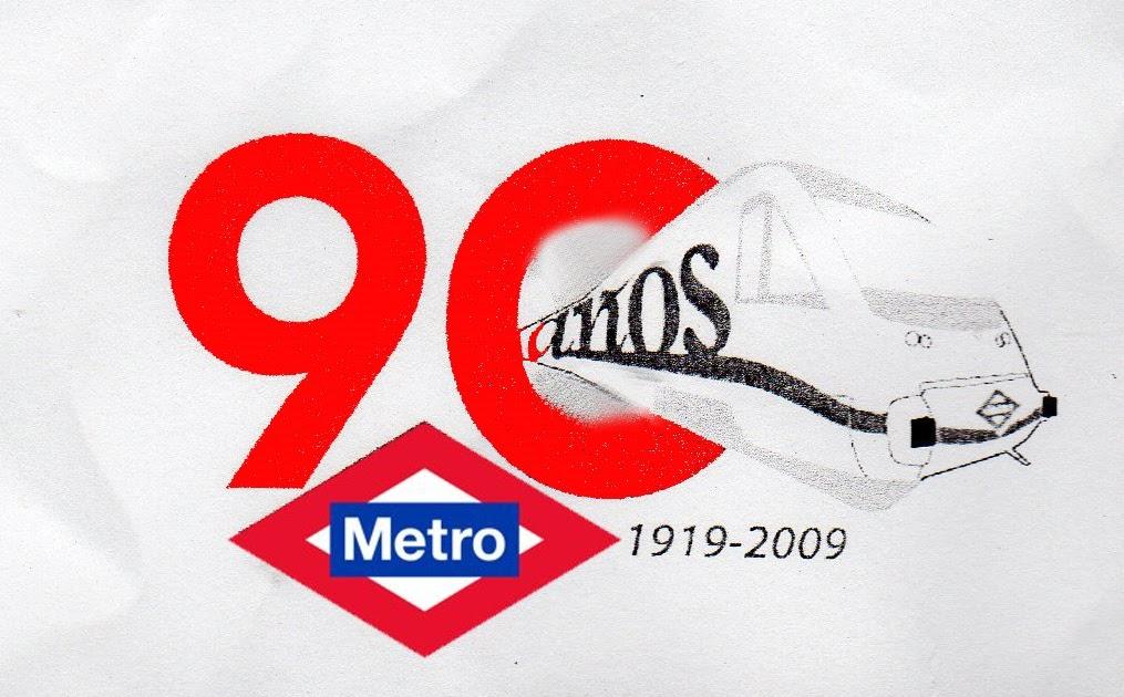 Nuestra celebración del 90 aniversario del Metro