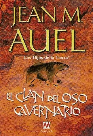 #Leyendo: El Clan del Oso Cavernario