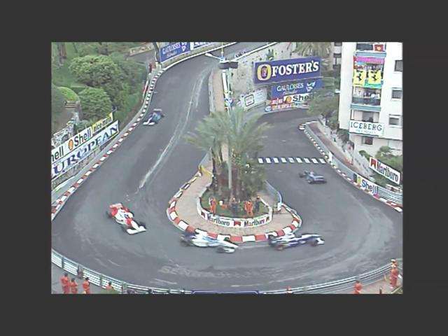 Formula 1 1996 Monaco Grand Prix, 1996年一級方程式摩納哥站