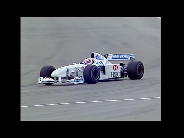 Rubens Barrichello, Stewart Ford, HSBC, F1Rewind, Formula 1, F1, 1997年一級方程式歐洲站, 巴里哲奴