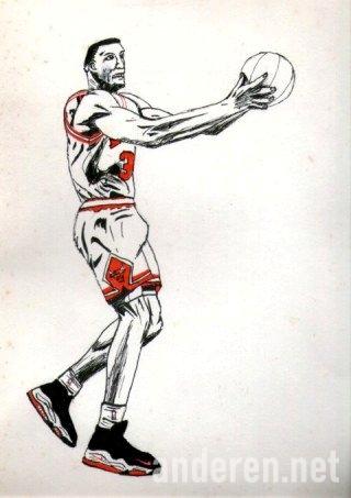 Scottie Pippen, Chicago Bulls, 柏賓, 芝加哥公牛, 皮朋, 皮蓬, Projekt Anderen