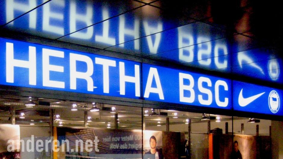 Hertha BSC, Bundesliga, 哈化柏林, 德甲, Projekt Anderen,