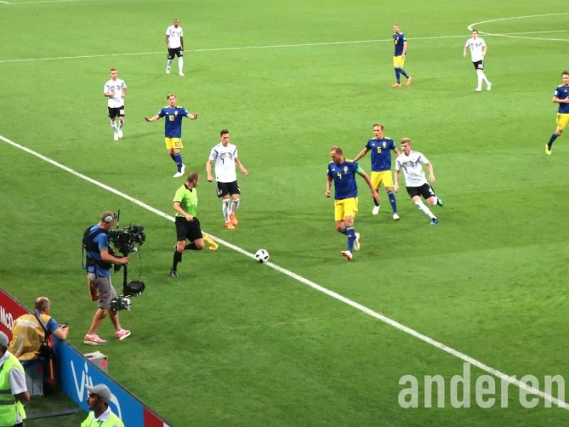 Julian Draxler, Timo Werner and co. during World Cup 2018 in Russia, DFB, Die Mannschaft, 達斯拿, 添姆雲拿, 德國隊, 2018年俄羅斯世界盃, Projekt Anderen