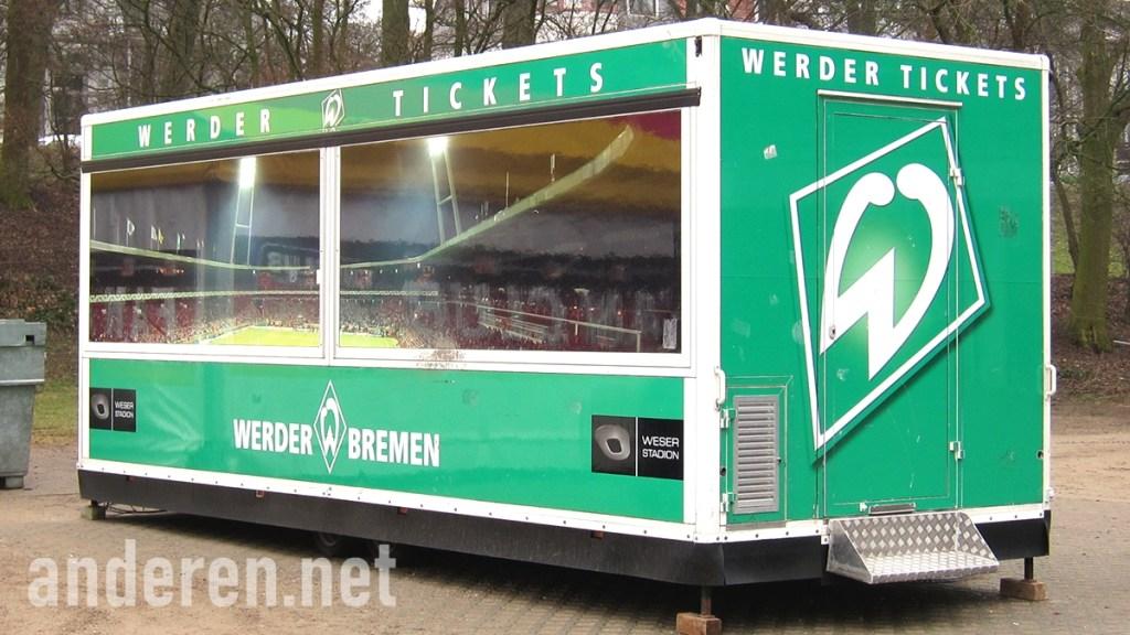 Werder Bremen, Weser-Stadion, 雲達不來梅, Projekt Anderen