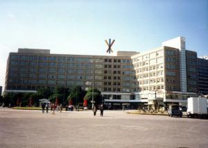Das Alexanderhaus 1997