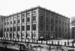 Die Bauakademie 1905