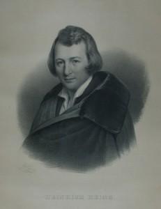 Heinrich Heine - Bildnis von Julius Giese.