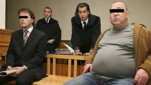 Martin Schuster (links) und Andreas Bohrn, Straflandesgericht Wien, 2013